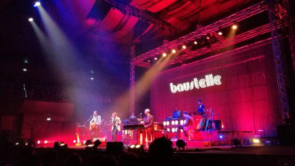 Baustelle Roma Auditorium Parco della Musica