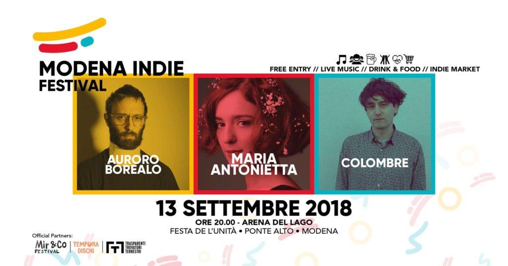 Modena Indie Fest