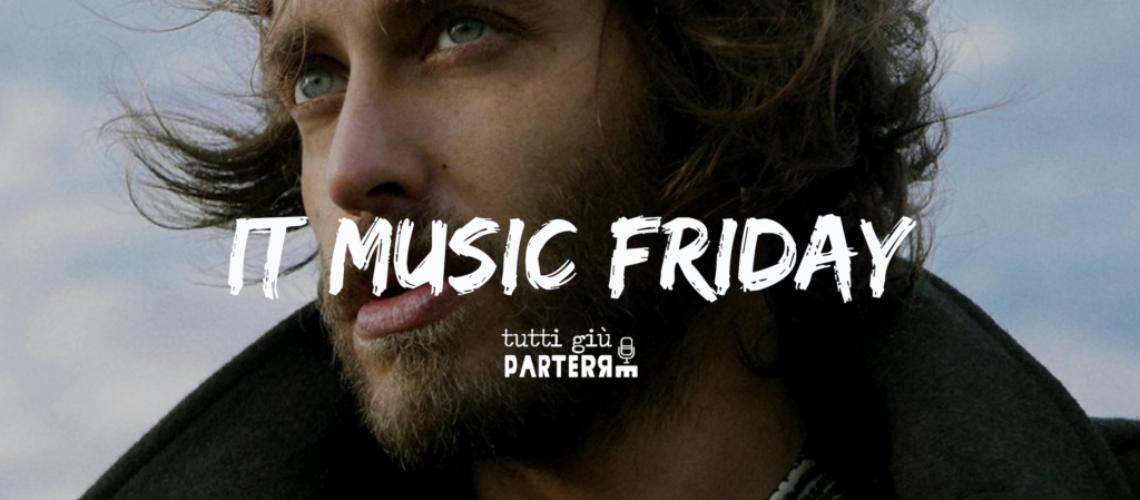 """""""It music Friday"""", tutte le nuove uscite della settimana – 7 dicembre"""