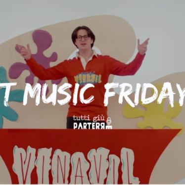 """""""It music Friday"""", tutte le nuove uscite della settimana – 14 dicembre"""