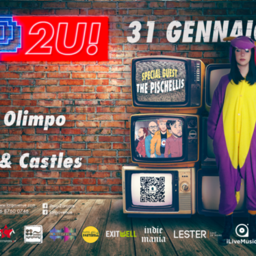It's Up 2U! – Quarta serata a Largo Venue. Special guest The Pischellis