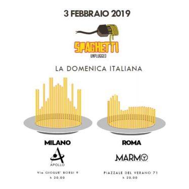 Spaghetti Unplugged arriva a Milano e noi ne siamo felici