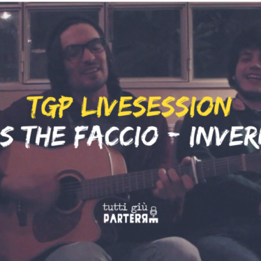 "TGP LIVE SESSION: Jess The faccio in ""inverno"", guarda la session acustica"