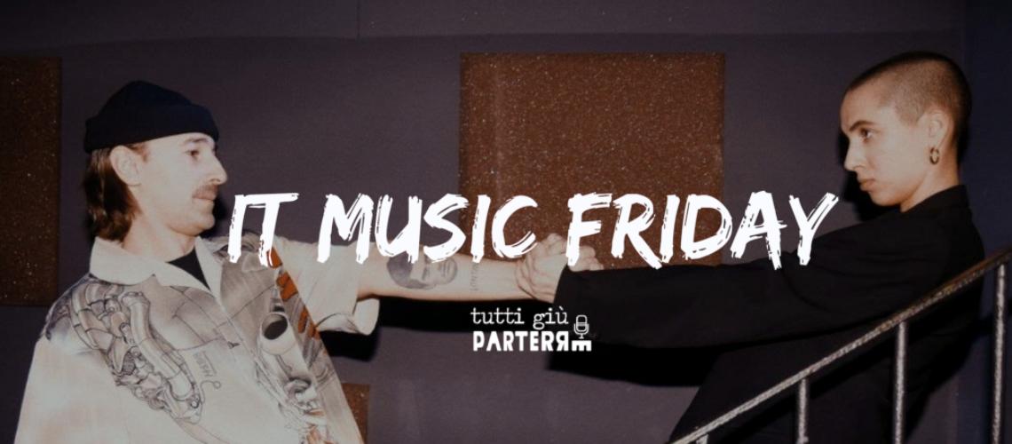 """""""It music Friday"""", le nuove uscite della settimana – 15 marzo"""