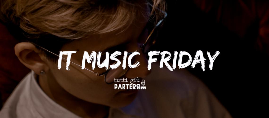 """""""It music Friday"""", le nuove uscite della settimana – 12 aprile"""