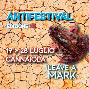 Antifestival 2019: alle porte la dodicesima edizione