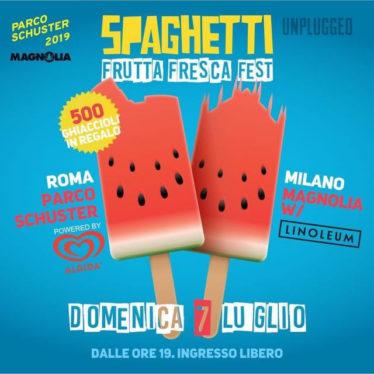 Frutta Fresca Fest, due eventi in contemporanea a Roma e Milano