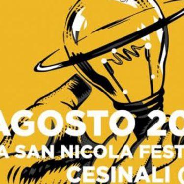 Villa San Nicola Festival stasera a Cesinali (AV) con Legno e Postino!