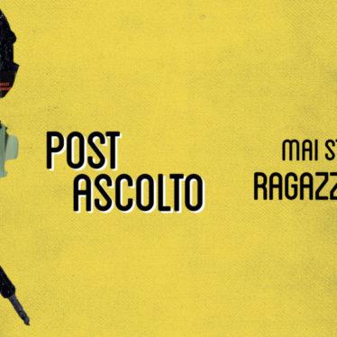"""Post Ascolto: Mai Stato Altrove in """"Ragazzi Stupendi"""""""