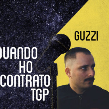 Quando ho incontrato TGP: Guzzi