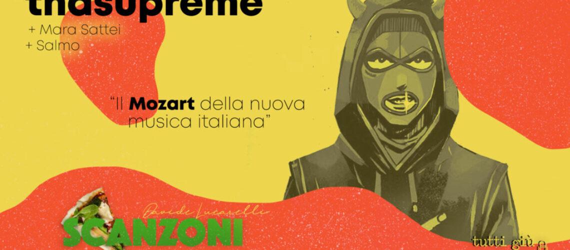 Scanzoni | tha Supreme, ovvero il Mozart della Nuova Musica Italiana
