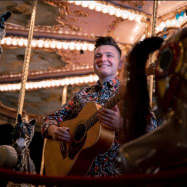 """""""Carousel"""", l'album d'esordio del chitarrista Lorenzo Polidori"""