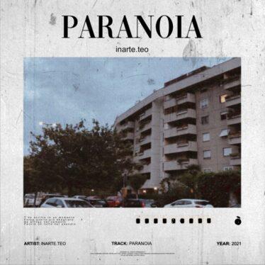 Paranoia, il nuovo singolo del progetto solista di Matteo Salvi, inarte.teo